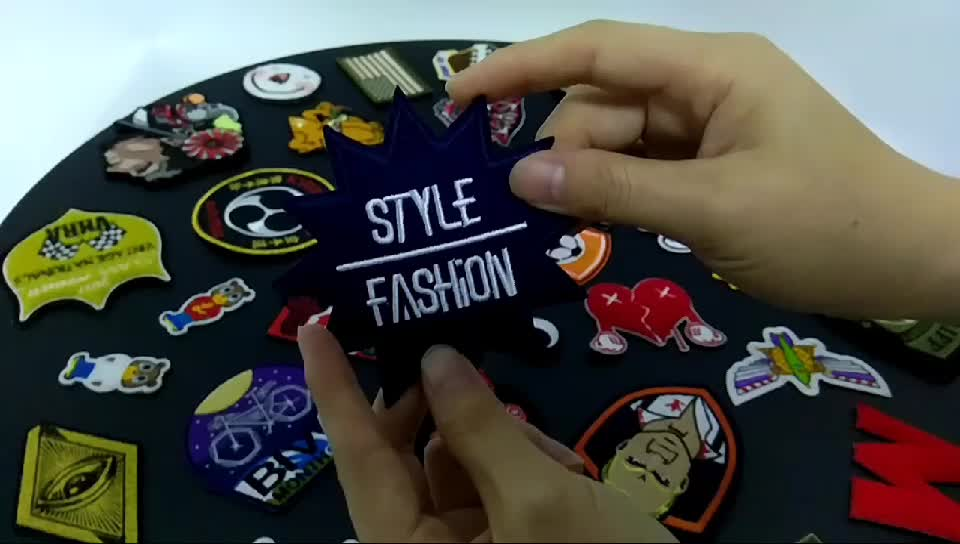 Level Up Your Fashion Game with Custom Embroidered Patches